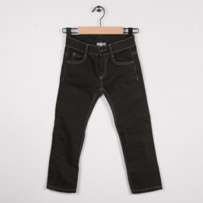Jean slim 5 poches Noir
