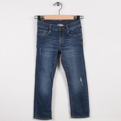 Jean slim 5 poches Indigo