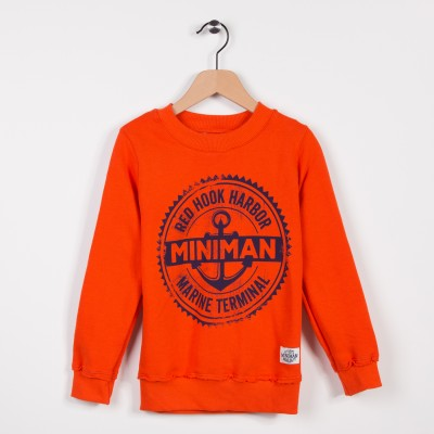 Sweat molleton Orange