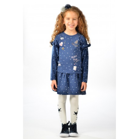 Look fille 12 ans robe & collants