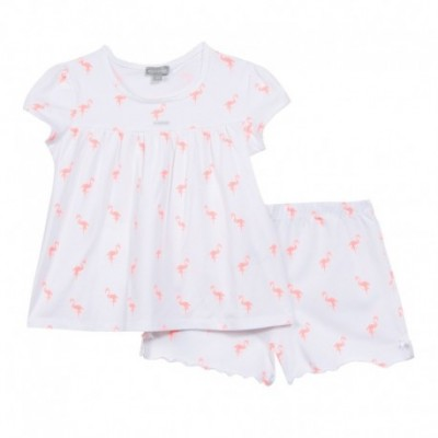 PYJAMA 2 PIECES FILLE Blanc