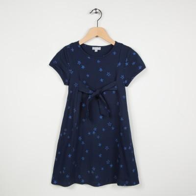 Robe imprimée étoiles