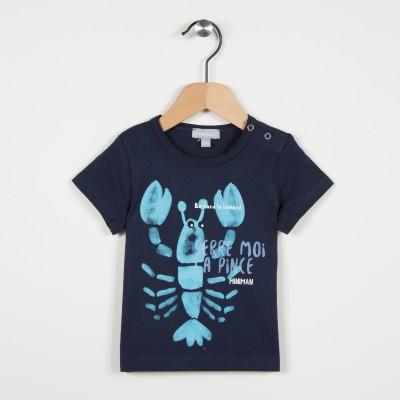 Tee-shirt imprimé garçon