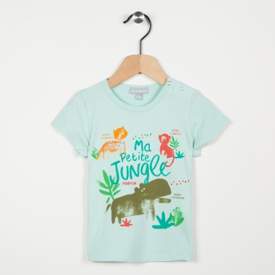 Tee-shirt motif jungle