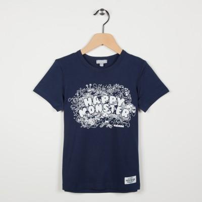 Tee-shirt garçon motif imprimé