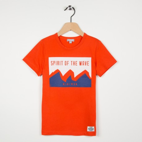 Tee-shirt avec motif imprimé