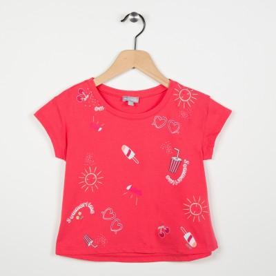 Tee-shirt motifs fantaisies