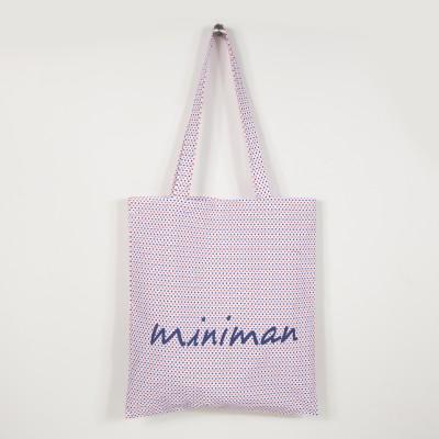 Tote bag Miniman