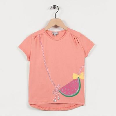 Tee-shirt motif sac