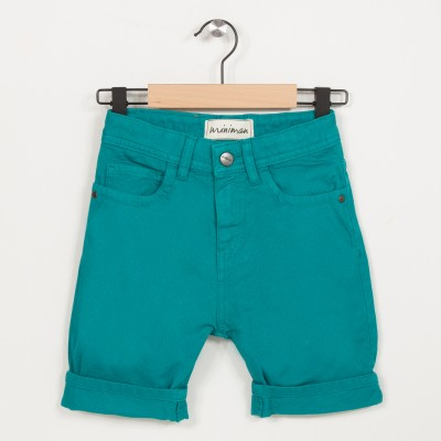 Bermuda garçon 5 poches