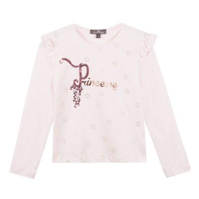Tee-shirt avec motif princesse