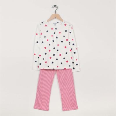 Pyjama imprimé étoiles
