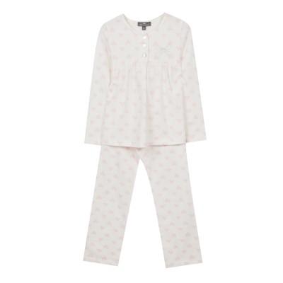 Pyjama 2 pièces maille imprimée
