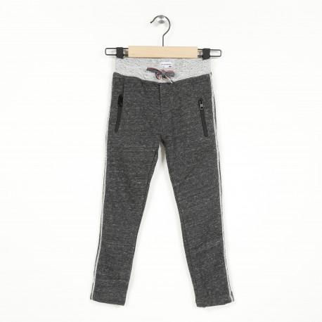 Pantalon de jogging avec zip