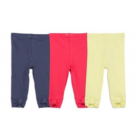 Lot de 3 leggings