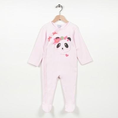 Pyjama à pieds 1 pièce