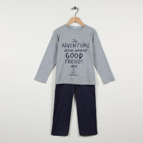 Pyjama 2 pièces