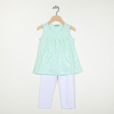 Pyjama sans manche et legging court